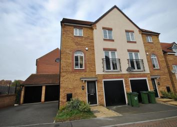 Thumbnail 3 bed semi-detached house to rent in Wellingar Close, Thorpe Astley, Braunstone, Leicester