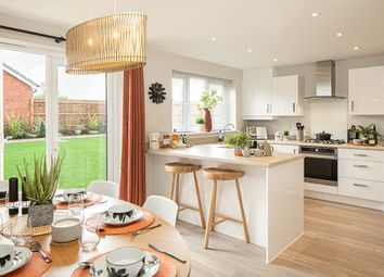 "Thumbnail 3 bed property for sale in ""The Cypress"" at Limousin Avenue, Whitehouse, Milton Keynes"