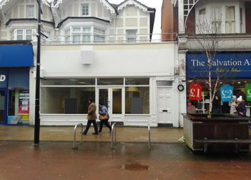 Thumbnail Retail premises for sale in 589-591 Christchurch Road, Boscombe, Bournemouth