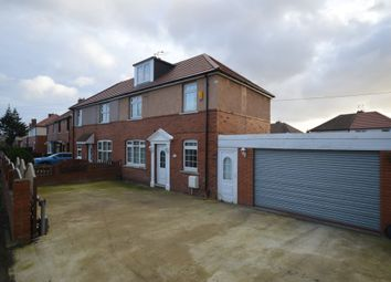 Thumbnail 3 bed semi-detached house for sale in Dewsbury Road, Wakefield