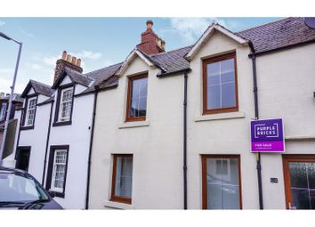 3 bed terraced house for sale in High Street, Laurencekirk AB30