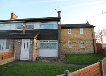 Thumbnail 4 bed semi-detached house for sale in Stroma Gardens, Urmston, Manchester