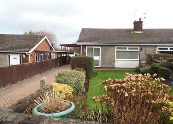 Thumbnail 2 bed bungalow for sale in Moorcroft, New Brighton, Mold, Flintshire