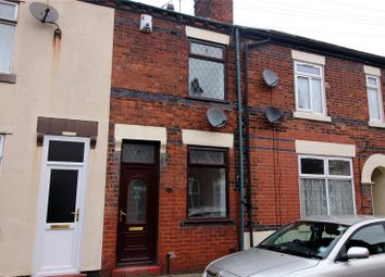 Thumbnail 2 bed terraced house for sale in Newfields Street, Tunstall, Stoke On Trent