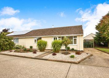 Thumbnail 2 bed semi-detached bungalow for sale in Rose Walk, Wicken Green Village, Fakenham