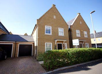 Thumbnail 3 bed link-detached house for sale in Gunners Rise, Shoeburyness, Shoebury Garrison