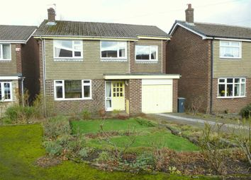 Thumbnail 4 bedroom detached house for sale in Melanie Close, Glossop, Derbyshire