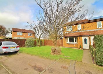 Thumbnail 3 bed semi-detached house for sale in Field View, Syston, Leicestershire