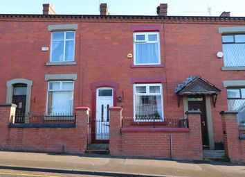 Thumbnail 2 bed terraced house for sale in Ashton Road, Oldham