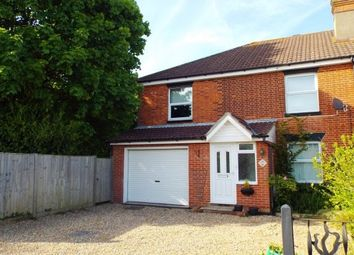 Thumbnail 4 bed semi-detached house to rent in Heath Road, Locks Heath, Southampton