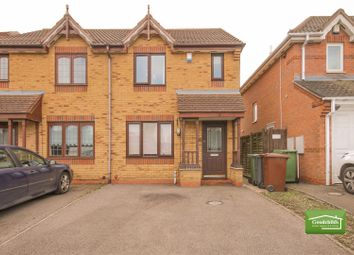 Thumbnail 2 bed semi-detached house to rent in Clayhanger Lane, Brownhills, Walsall