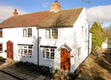 Thumbnail 3 bed semi-detached house for sale in West End, Ulleskelf, Tadcaster