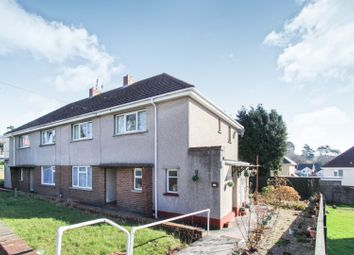 Thumbnail 2 bedroom flat for sale in Heol Catwg, Neath