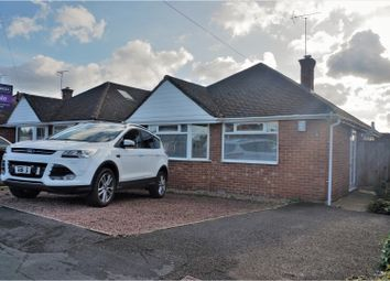 Thumbnail 2 bed detached bungalow for sale in Norwich Drive, Warden Hill, Cheltenham