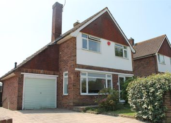 Thumbnail 3 bed detached house for sale in Windmill Drive, Bexhill-On-Sea