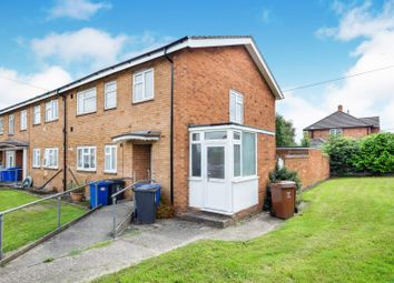 Thumbnail 2 bed maisonette for sale in Manor Road, Tamworth