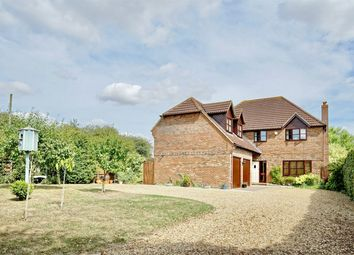 Thumbnail 5 bed detached house for sale in West Bank, Main Street, Old Weston, Huntingdon