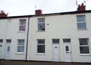 Thumbnail 2 bedroom terraced house for sale in Orme Street, Blackpool, Lancashire