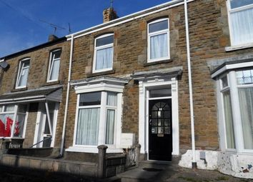 Thumbnail 3 bedroom terraced house to rent in Rhondda Street, Mount Pleasant, Swansea. 6Et.