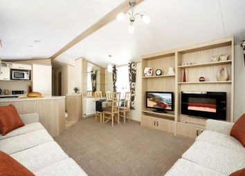 Thumbnail 3 bed mobile/park home for sale in Atwick Road, Hornsea