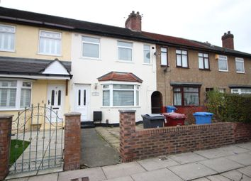Thumbnail 3 bed terraced house for sale in Whitelodge Avenue, Liverpool, Merseyside