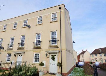 Thumbnail 4 bed end terrace house for sale in Stearman Walk, Lobleys Drive, Brockworth, Gloucester