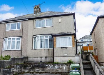 Thumbnail 3 bed semi-detached house for sale in 7 Grasmere Avenue, Workington, Cumbria