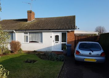 Thumbnail 2 bed bungalow for sale in Chatsworth Crescent, Trimley St. Mary, Felixstowe