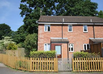 Thumbnail 1 bed end terrace house to rent in Kent Road, Whitehill, Bordon