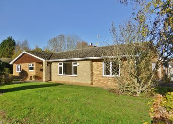 Thumbnail 3 bed detached bungalow for sale in Calgary Crescent, Oakham