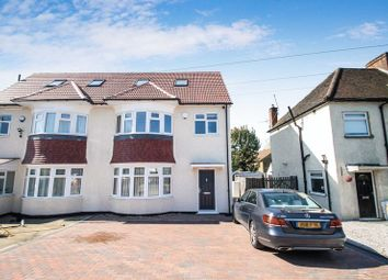 Thumbnail 5 bed semi-detached house to rent in Pinner Road, Northwood