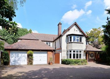 Thumbnail 5 bed detached house for sale in Croftdown Road, Harborne, Birmingham