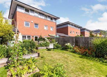 Thumbnail 3 bed semi-detached house for sale in Kempton Drive, Portabello, Warwick, Warwickshire
