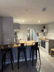 Thumbnail 2 bed flat to rent in Ogwen Terrace Bethesda, Bangor