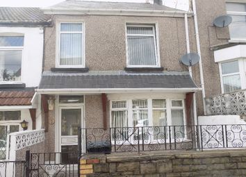 Thumbnail 2 bed terraced house for sale in Cromwell Street, Abertillery