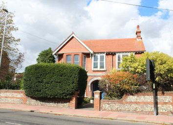 Thumbnail 3 bedroom flat to rent in 2 Mill Road, Worthing, West Sussex