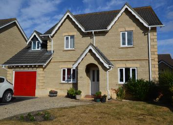 Thumbnail 4 bed detached house for sale in New Lawns, Melksham