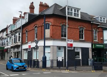 Thumbnail Retail premises to let in 2 & 4, Newton Road, Mumbles, Swansea