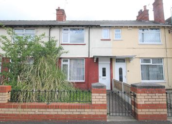 Thumbnail 2 bed terraced house to rent in The Avenue, Bentley, Doncaster