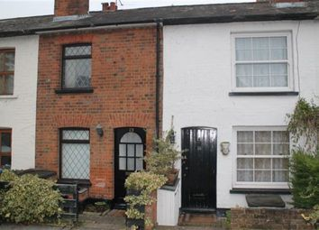 Thumbnail 3 bed terraced house to rent in St. Judes Road, Englefield Green, Egham