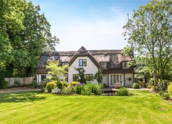 Thumbnail 4 bed detached house for sale in Limekiln Lane, Bishops Waltham, Southampton, Hampshire