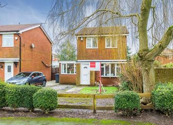 Thumbnail 3 bed detached house for sale in Blenheim Close, Lostock Hall, Preston, Lancashire
