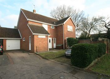 Thumbnail 5 bed detached house for sale in Anemone Court, Braiswick, Colchester