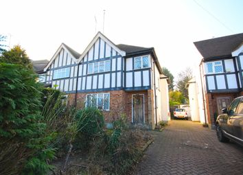 Thumbnail 3 bed semi-detached house for sale in Marjorams Avenue, Loughton