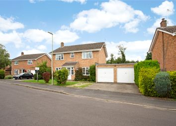 Thumbnail 4 bed detached house for sale in Lomond Close, Oakley, Basingstoke, Hampshire