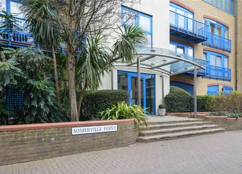Thumbnail 2 bed flat to rent in Somerville Point, 305 Rotherhithe Street, London