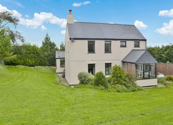 Thumbnail 4 bedroom detached house for sale in Busveal, Redruth, Cornwall