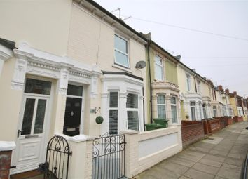 Thumbnail 3 bedroom terraced house for sale in Percival Road, Portsmouth