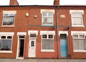Thumbnail 3 bed terraced house for sale in Down Street, Belgrave, Leicester, Leicestershire