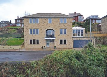 Thumbnail 5 bed detached house for sale in Wells Road, Thornhill, Dewsbury